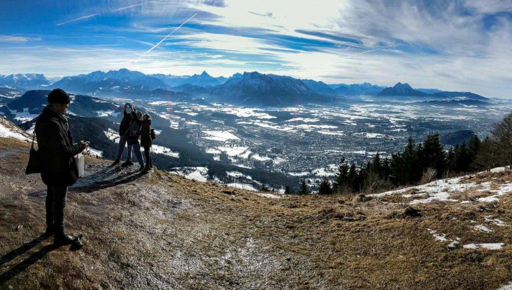 Gaisberg View