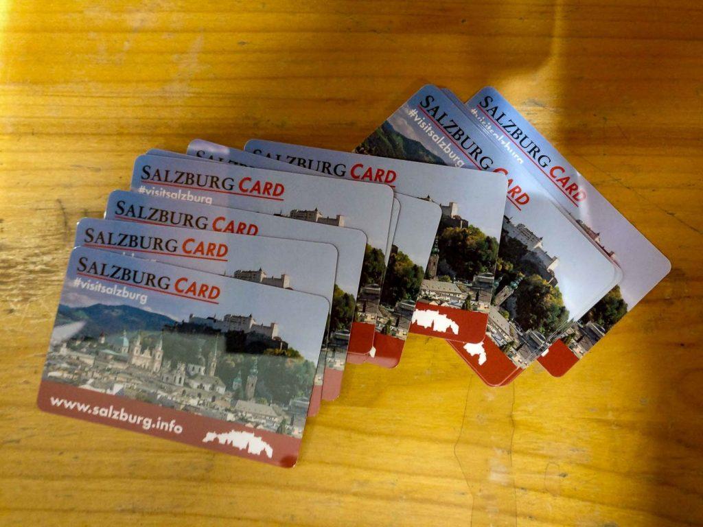 Salzburg Cards